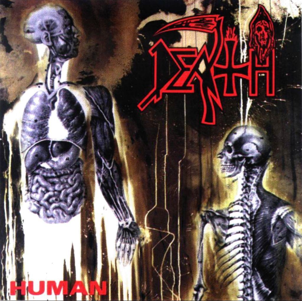 Death: Human [1991] | RockWorld.vn