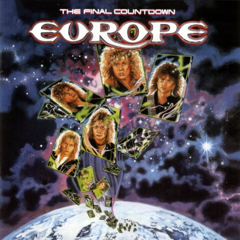 Europe - The Final Countdown [1986]