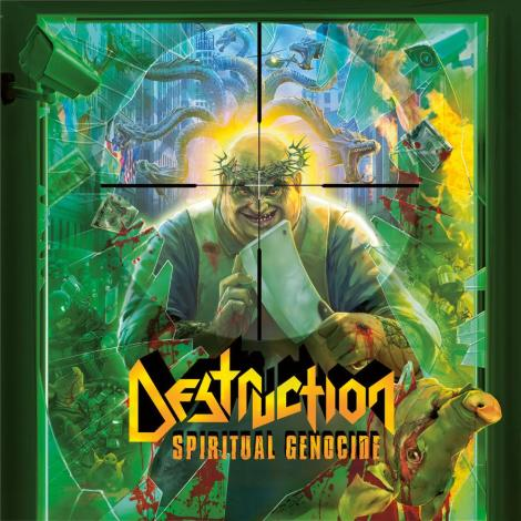 Destruction - Spiritual Genocide [2012]