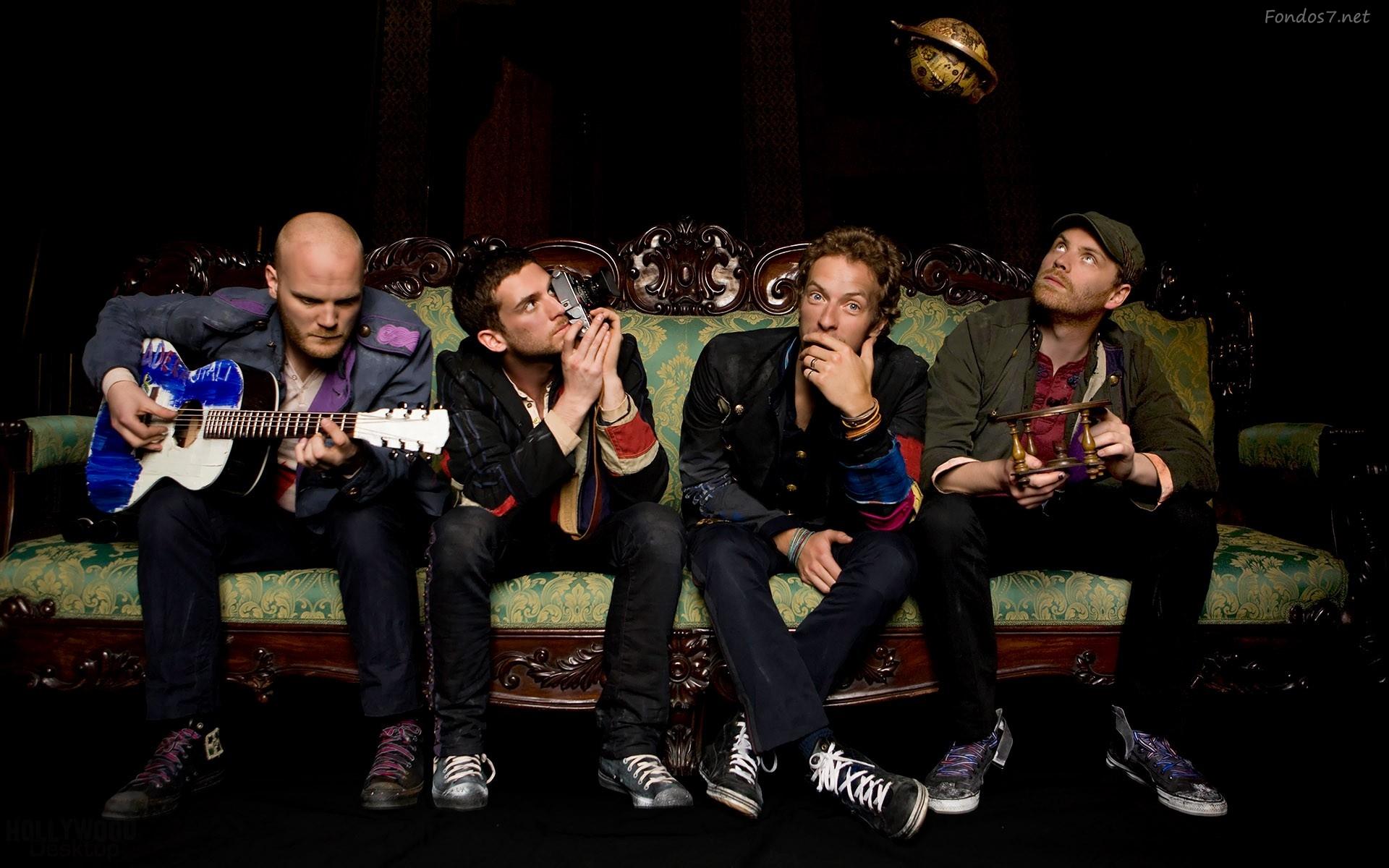 Coldplay | RockWorld.vn Coldplay