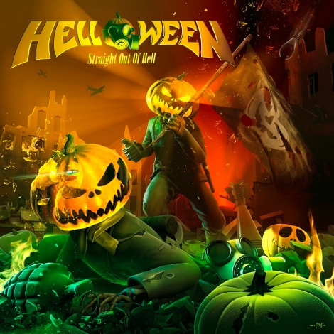 Helloween - Straight Out of Hell [2013]