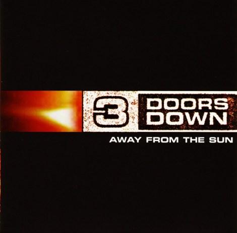 3 Doors Down - Away From the Sun [2003]