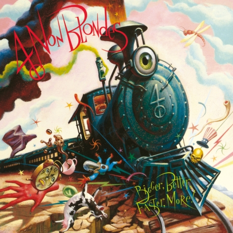 4 Non Blondes - Bigger, Better, Faster, More! [1992]