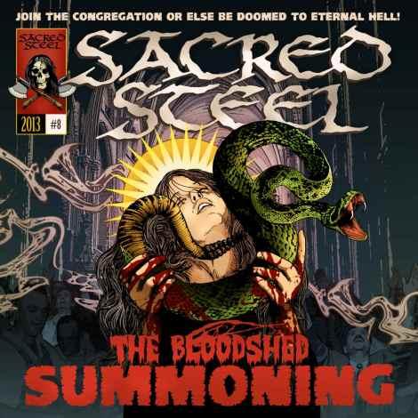 Sacred Steel - The Bloodshed Summoning [2013]