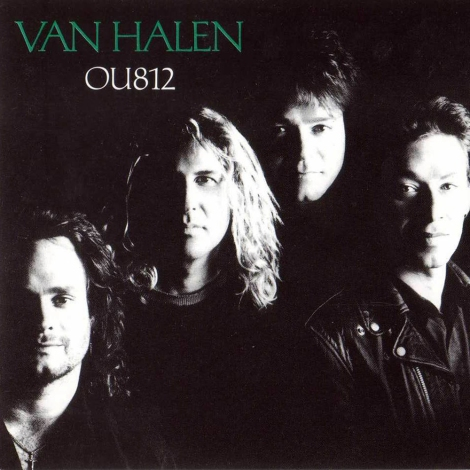 Van Halen - OU812 [1988]