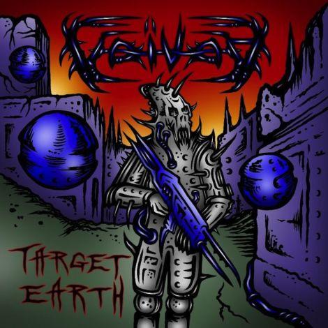 Voivod - Target Earth [2013]