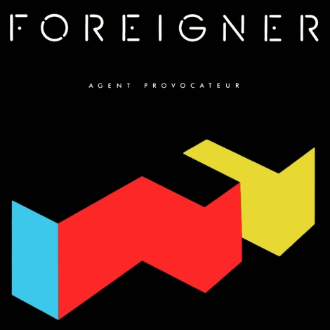 Foreigner - Agent Provocateur [1984]