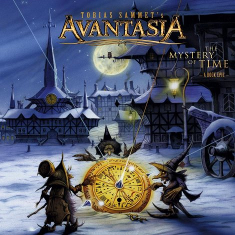 Avantasia - The Mystery Of Time [2013]