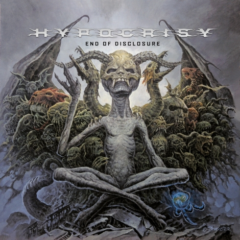 Hypocrisy - End Of Disclosure [2013]