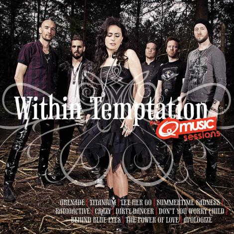 Within Temptation - The Q-Music Sessions [2013]
