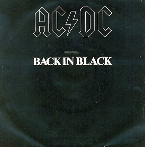 AC:DC - Back In Black [1981]