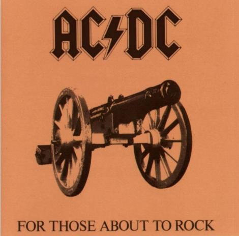 AC:DC - For Those About To Rock [1981]