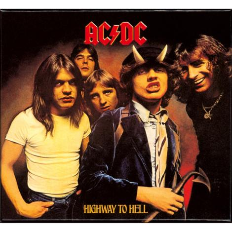 AC:DC - Highway to Hell [1979]