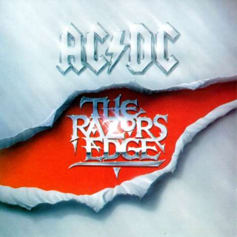AC/DC - The Razors Edge [1990]