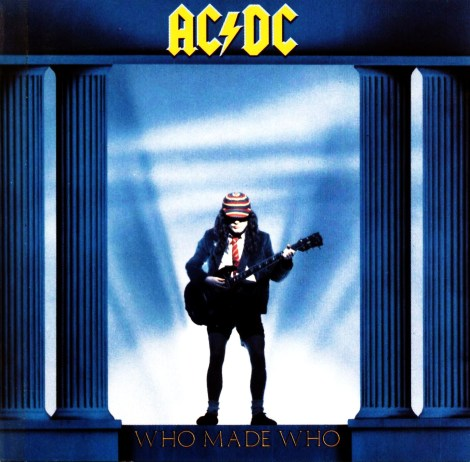 AC:DC - Who Made Who [1986]
