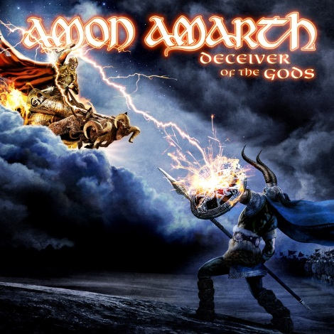 Amon Amarth - Deceiver Of The Gods [2013]