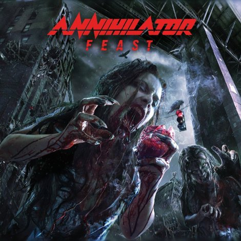 Annihilator - Feast [2013]