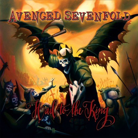 Avenged Sevenfold - Hail To The King [2013]
