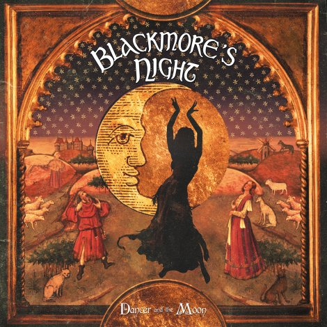 Blackmore's Night - Dancer And The Moon [2013]