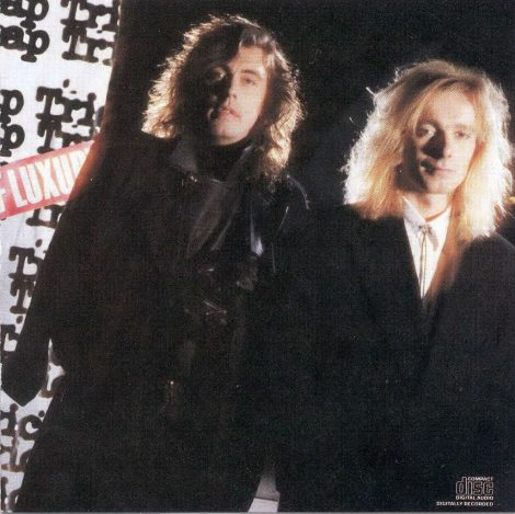 Cheap Trick - Lap of Luxury [1988]