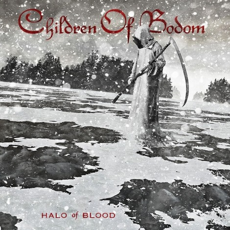 Children Of Bodom - Halo Of Blood [2013]