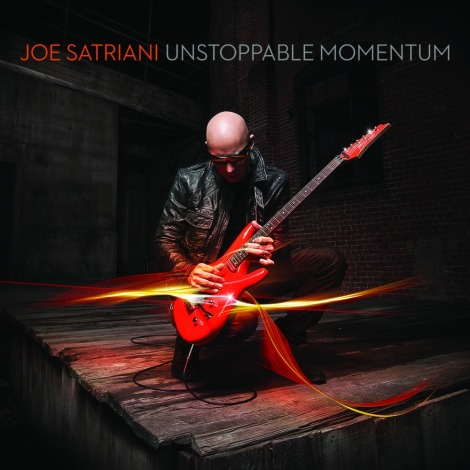 Joe Satriani - Unstoppable Momentum [2013]