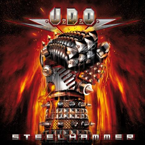 U.D.O. - Steelhammer [2013]