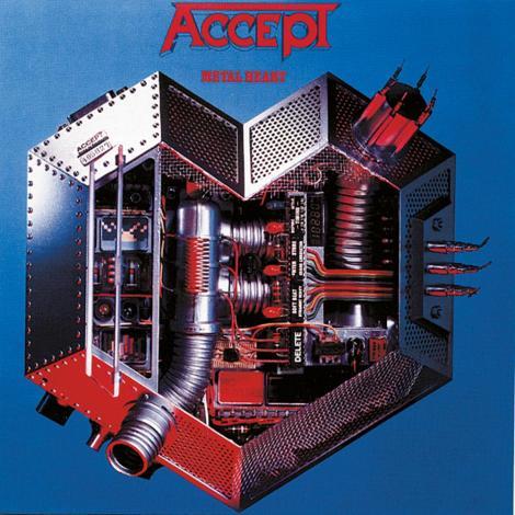 Accept - Metal Heart [1985]