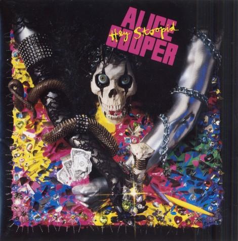 Alice Cooper - Hey Stoopid [1991]