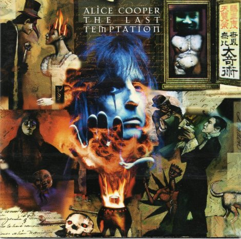 Alice Cooper - The Last Temptation [1994]