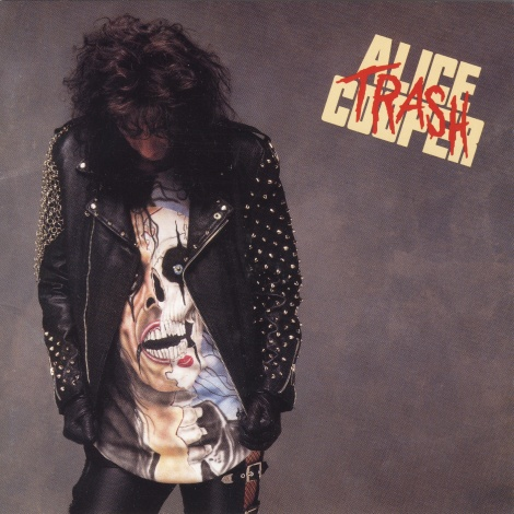 Alice Cooper - Trash [1989]