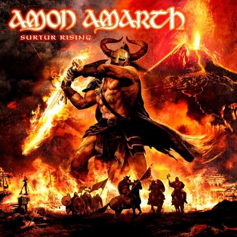 Amon Amarth - Surtur Rising [2011]