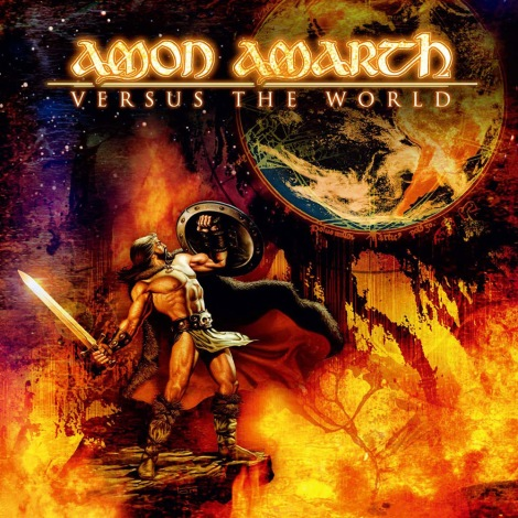 Amon Amarth - Versus The World [2002]