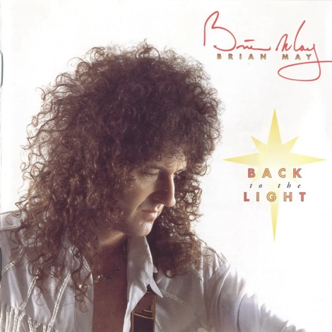 Brian May - Back to the Light [1992]