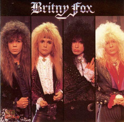 Britny Fox - Britny Fox [1988]