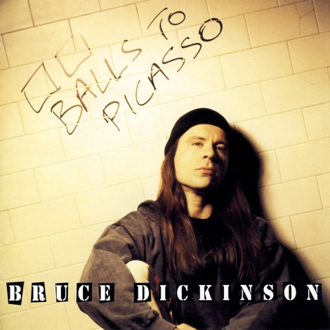 Bruce Dickinson - Balls to Picasso [1994]