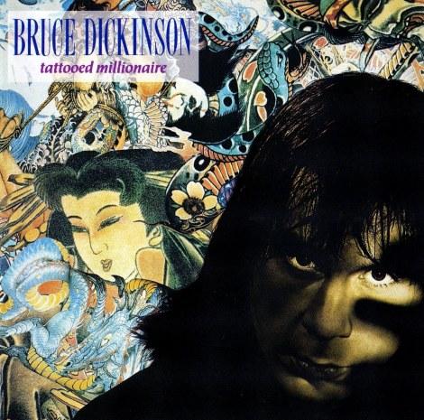 Bruce Dickinson - Tattooed Millionaire [1990]