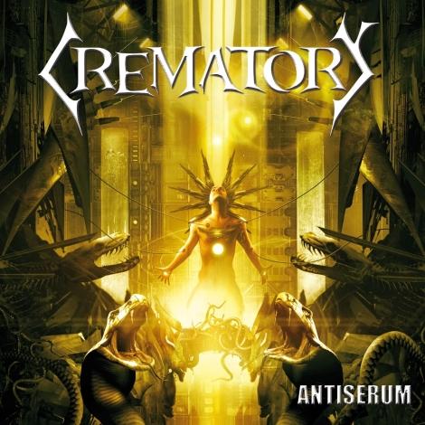 Crematory - Antiserum [2014]