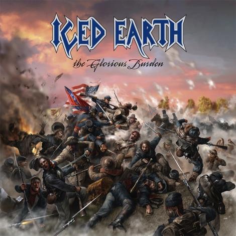 Iced Earth - The Glorious Burden [2004]