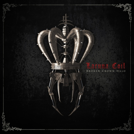 Lacuna Coil - Broken Crown Halo [2014]