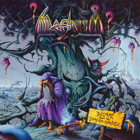 Magnum - Escape From The Shadow Garden [2014]