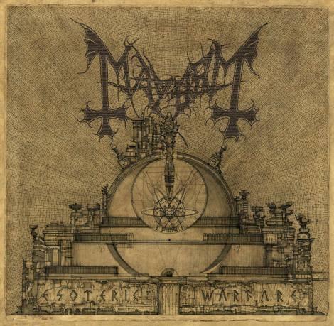 Mayhem - Esoteric Warfare [2014]