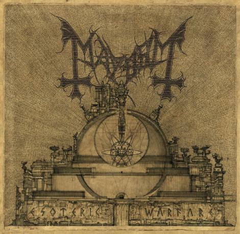 Mayhem - Esoteric Warfare [2014]