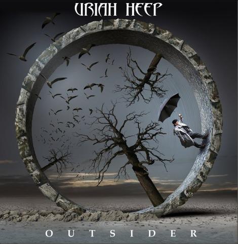Uriah Heep - Outsider [2014]