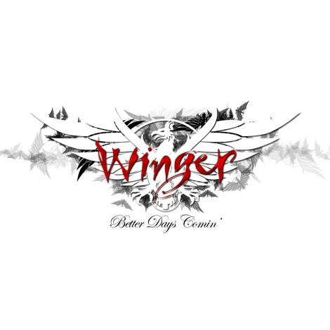 Winger - Better Days Comin [2014]