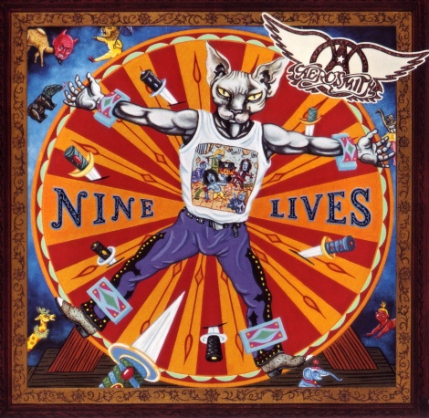 Aerosmith - Nine Lives [1997]