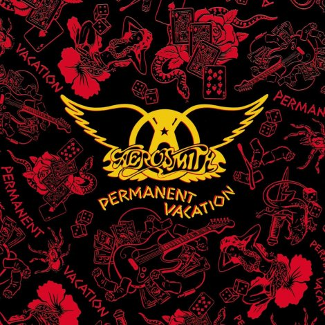 Aerosmith - Permanent Vacation [1987]