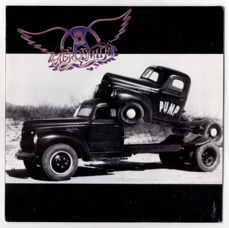 Aerosmith - Pump [1989]