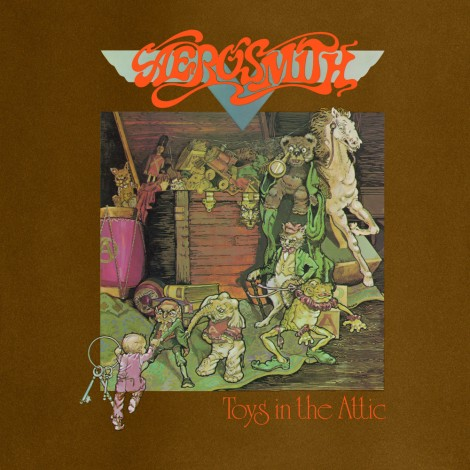 Aerosmith - Toys in the Attic [1975]