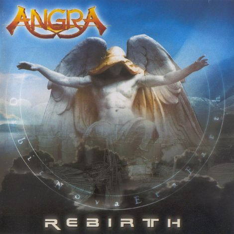 Angra - Rebirth [2001]